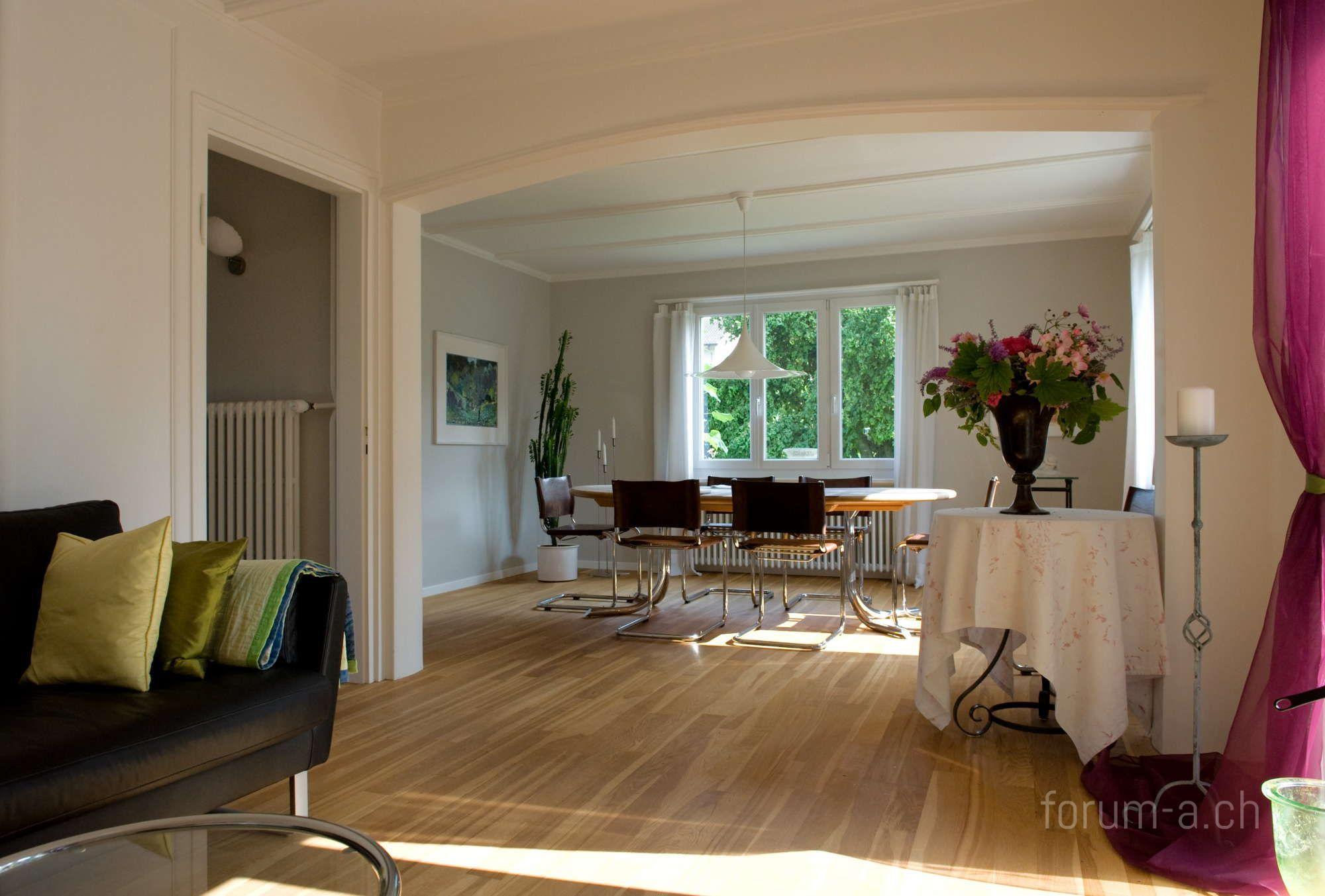 Sanfte sanierung eines einfamilienhauses mit k cheneinbau for 1 zu 20 innenarchitektur